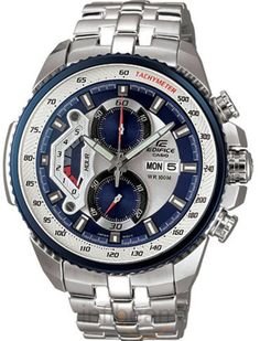 TOUCH this image: Casio Tachymeter Edifice Chronographs Watch (ED437) : Inf... by Asha chauhan