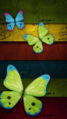Butterflies and Color Stripes Wallpaper Iphone Background Wallpaper, Cellphone Wallpaper, Cool Wallpaper, Mobile Wallpaper, Wallpapers Purple, Cute Wallpapers, Wallpaper Nature Flowers, Butterfly Wallpaper, Walpapers Iphone