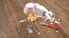 Designflooring vinyl padló    Apró balesetek minden háztartásban megtörténnek, de van hogy nem vesszük észre őket azonnal. A Designflooring vinyl padlóval nem kell aggódnunk mivel 100%-ban vízálló, így egy kis tej sem árt meg neki! :)    http://www.dreamfloor.hu/vinyl_gyarto/vinyl_designflooring    #vinyl #designflooring #padló #vízálló