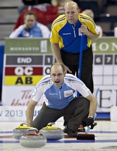 Little love for the rocks at the Canadian men's curling championship