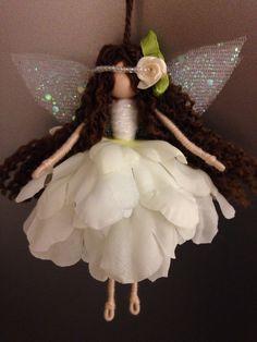 Bella-Roma   fairy, fairy ornament, fairy doll, wire fairy Wire doll   Www.facebook.com/lulatuesdays
