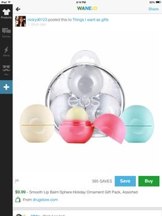 Eos holiday pack!!!