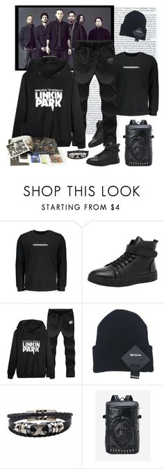 """""""Concert Look"""" by carola-corana ❤ liked on Polyvore featuring Jennifer Lopez, men's fashion, menswear and rosegal"""