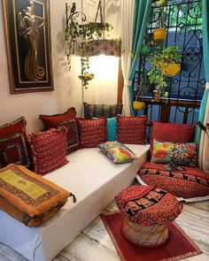 Recycle Reuse and Repurpose.this post is all about these three R's.Few days ago i was on a cleaning spree. India Home Decor, Ethnic Home Decor, Home Decor Furniture, Home Decor Bedroom, Bedroom Country, Cozy Bedroom, My Living Room, Living Room Decor, Home Room Design