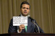 7 agonizantes razones por las cuales EPN podría renunciar