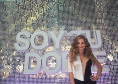 Aura Cristina Geithner, Soy Tu Doble, TV Azteca, 2014.