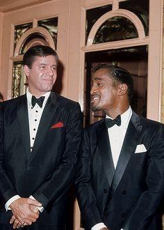 Jerry Lewis and Sammy Davis, Jr. - Waiting for Queen Mum