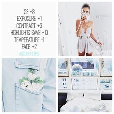 #paidfilter gorgeous white and bright filter! it's perfect for any already…