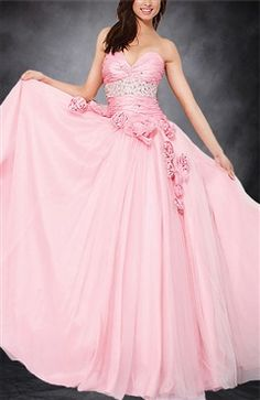 The Beading Detail Taffeta and Tulle Ball Gown with Corsage is suitable for prom, quinceanera and sweet 16 dress. This dress is Style Code: 08648 US$126.00 Shop it here: http://www.outerdress.com/beading-detail-taffeta-and-tulle-ball-gown-with-corsage-pd-08648-19.html #prom #gowns #dresses #outerdress