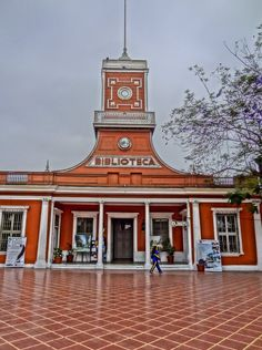 Biblioteca Municipal, Barranco, Lima