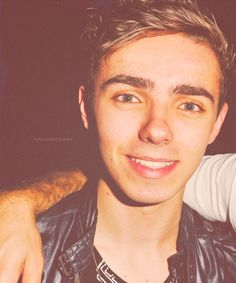 nathan james sykes :)