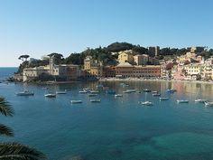 #Tripadvisor incorona la Baia del Silenzio #SestriLevante la quinta spiaggia più bella d'Italia.