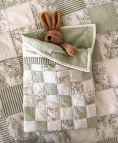 Rachael Rabbit: Memory Quilts