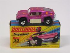 Lot 130 – Matchbox Superfast 30b Beach – Vintage Toys and Militaria 08 Jan 2014 http://www.candtauctions.co.uk/