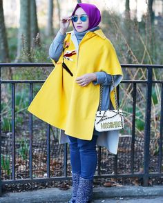 Hijab Street Style ...
