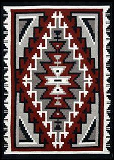 Navajo Rug in my colors. Native American Rugs, Native American Patterns, Native American Design, American Indian Art, Native American Beading, Southwest Rugs, Southwestern Art, Southwest Decor, Navajo Art