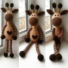 Crochet Amigurumi Giraffe Link 55 Ideas For 2019 Crochet Scarf Easy, Crochet Diy, Crochet Bear, Crochet Animals, Crochet Crafts, Crochet Projects, Diy Crafts, Crochet Sock Pattern Free, Crochet Giraffe Pattern