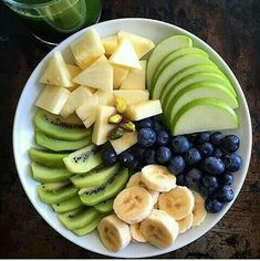 Tempting fruit plate | Keep your cut fruits and veggie from browning with NatureSeal's blend of wholesome vitamins and minerals. http://natureseal.com/new-for-consumers.aspx