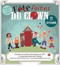©  - Faites du clown, Nantes, France