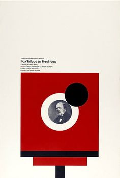 Tom Eckersley, Fox Talbot to Fred Ives
