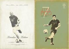 Zidane/Figo by Zoran Lucic