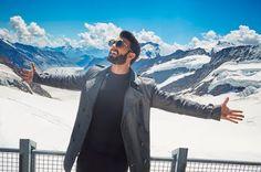 @InstaMag - Bollywood's livewire actor Ranveer Singh has been named the Indian ambassador for Switzerland Tourism.