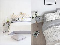 decoración dormitorios con marmol