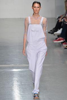 Richard Nicoll Spring 2015 Ready-to-Wear Fashion Show - Marie Piovesan