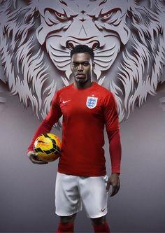 Nike Football: England Kit Launch by ILOVEDUST, via Behance