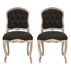 Madeleine Side Chairs Set Of 2