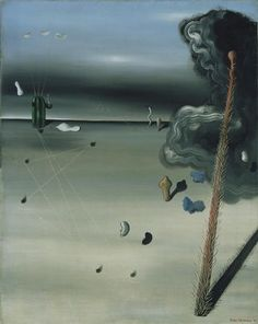But perhaps the consummate artist of the surreal beach was Dali. A painter of prodigious skill even before he became a surrealist, Dali used the expansive ...