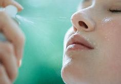 cantinho do make: 5 motivos para usar água termal