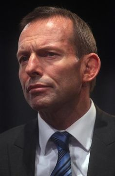 Tony Abbott the Australian PM marriage can only be between a man and a woman. Equality for same sex marriages Australia