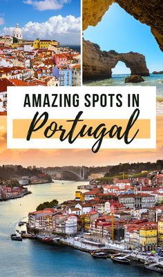 Europe Travel Tips, Travel Guides, Places To Travel, Travel Destinations, Travel Goals, Holiday Destinations, Time Travel, Visit Portugal, Spain And Portugal