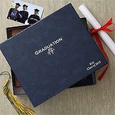 Personalized Graduation Memory Box