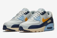 cb274a6af7b09f This Nike Air Max 90 Features An Unusual Color Combination We ve seen  pretty much