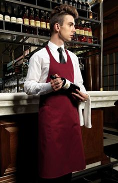 Picture of Sommelier Apron