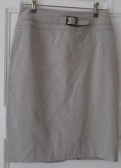 Kaufe meinen Artikel bei #Kleiderkreisel http://www.kleiderkreisel.de/damenmode/bleistiftrocke/89821438-grauer-bleistiftrock-ungetragen-3suisses