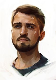 19 illustrations 20 portraits on Behance