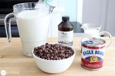 Best Ever Creamy Crockpot Cocoa