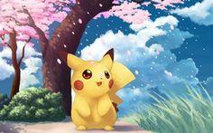Pikachu - Pokemon wallpaper