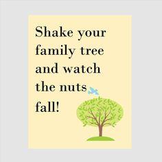 Every (family) tree has them...
