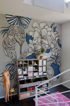 Graffitisme 1 wall