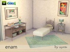#Sims4 #S4Bedrooms | Xyra's Enam Bedroom set