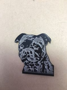 Magnetic Lapel Pin dog show award.  Any breed by Lexiandfriends