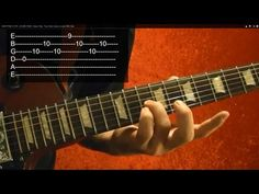 EASY! PINK FLOYD - US AND THEM - How to Play - Free Online Guitar Lesson...