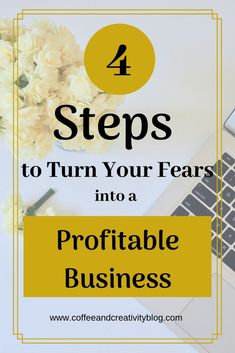 Overcome your fears to create the profitable business of your dreams! #mindset #businessmindset #entrepreneur #mompreneur #smallbusiness #smallshop #momboss #girlboss