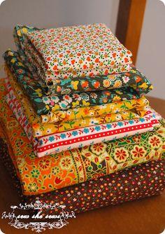 oh I love vintage patterns!