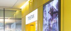 LEMAYMICHAUD   INTERIOR DESIGN   ARCHITECTURE   QUEBEC   Boutique Tristan   Retail   Airport Architecture Design, Boutique, Architecture Layout, Boutiques, Architecture