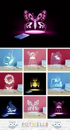 1000 Images About Children 39 S Night Lights On Pinterest